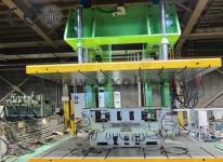 壳体复合成型模压机(四导柱)